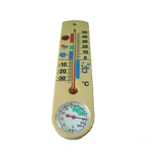 Outdoor Clock Digital Car Indoor And Outdoor Thermometer