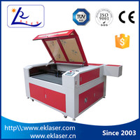 Small MDF Wood Acrylic Granite Stone Paper Fabric Laser Cutting Machine Price Cheap made in China