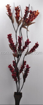 Big Artificial Dried Flowers Various Styles for Home or Party Decor
