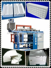 high quality styrofoam foam box making Machine for foam cup