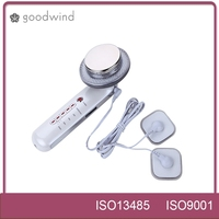 3 colors photon led skin rejuvenation microcurrent Ion+EMS Fast facial slimming & lifting