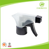 CF-T-4 transparent cover trigger sprayer 28 410 in bottle PP plastic home&garden trigger sprayer pump