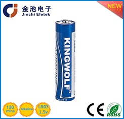 China closeouts private label alkaline battery 1.5V aaa for remote control