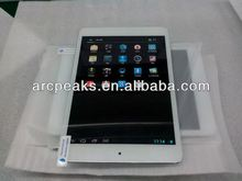 7.85 inch mtk8389 bible tablet pc