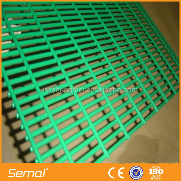 Galvanized 358 High Security Fence For Prison (ISO CE)