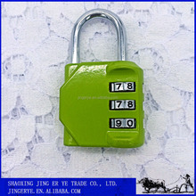 Reinforced anti theft porous metal cipher lock