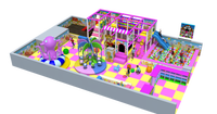 High quality play park kids indoor playground equipment for sale