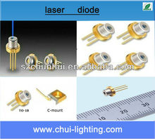 638nm 300mw LD laser diodes TO18/5.6mm