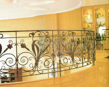 outdoor and indoor iron banisters wrought iron stair handrail iron metal stair baluster and stair railing