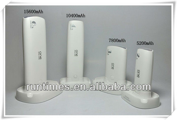 2012 New Products 5000MAH High Capacity Q-power Portable Mobile Power