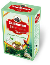 jasmine green tea chinese tea for skin beauty wholesale
