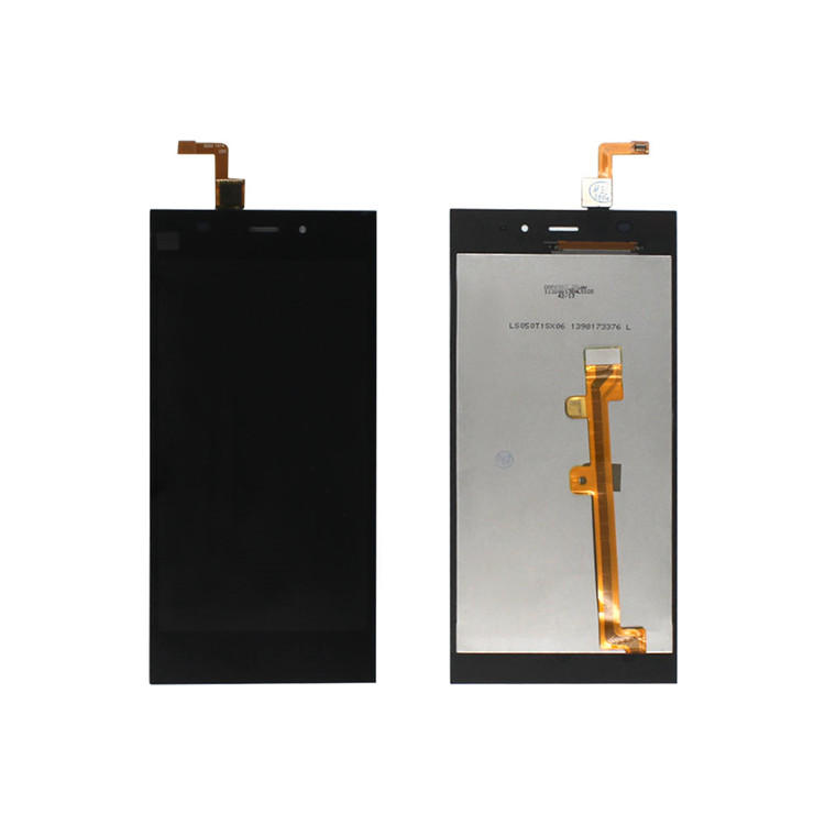China mobile phones spare parts for xiaomi 2 lcd display,wholesale repair parts cell phone touch screen for Xiaomi 2 lcd