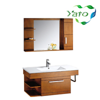 Bathroom designs home furniture vanity cabinet YB-8100 YATO