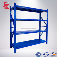 steel plate shelving storage rack warehouse equipment
