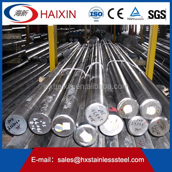 new products weight of 304L stainless steel round bar popular