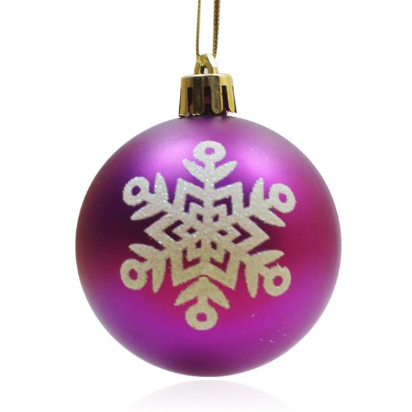 Wholesale colorful christmas glass balls
