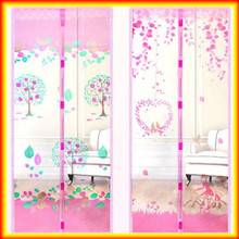 New Style Magnetic Curtain Door Magic Mesh