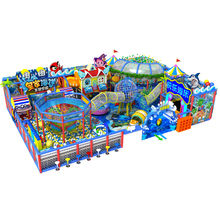 amusement park toys Baby indoor playground equipment Daycare Playground Equipment