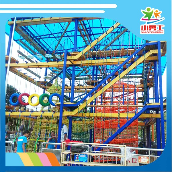 China Hot Commercial Used Outdoor Daycare Playground Equipment for Children