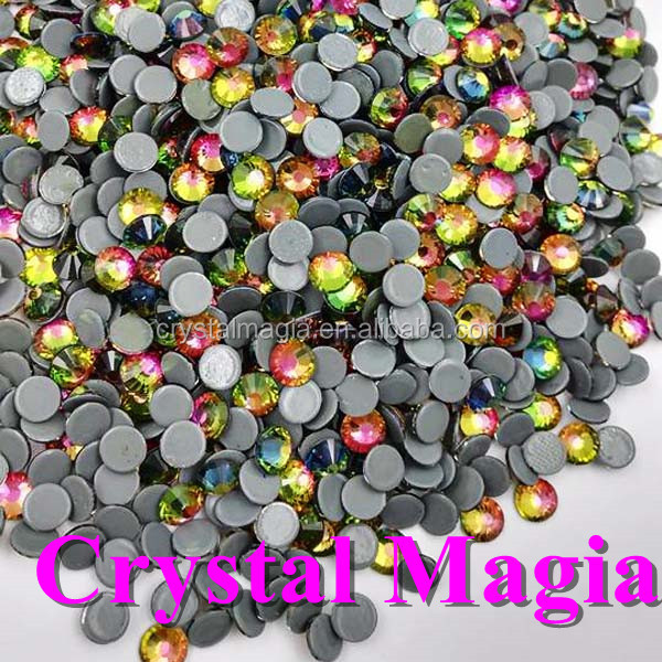 beautiful color hotfix strass rhinestone crystal stone for dresses