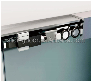 Germany-Quality High Quality Aluminium Profile Sliding Folding Door Fitting In China