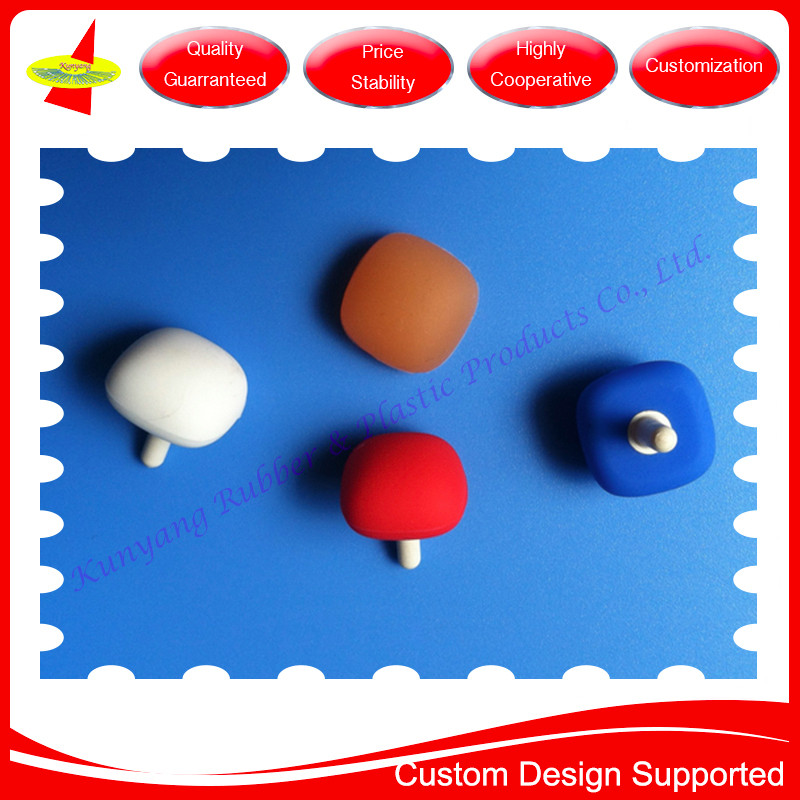 Manufacturer Factory Supplier Customizes Compression Molded Massage Chair Silicone Rubber Accessories