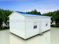 high quality prefab modular steel frame prefabricated house/home