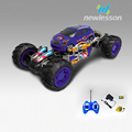 Unique styling shoting water stunt remote control monster truck with strong quality