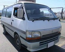 used cars Hiace