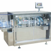 Oral Liquid Automatic Forming Filling And