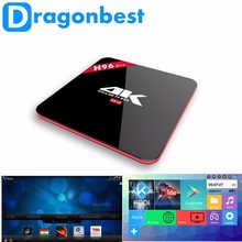 Newest Amlogic S912 chip H96 pro TV BOX android 6.0 Octa core Ram 2GB Rom 16GB S912 Media Player