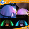 Led Inflatable tent,wedding decoration,inflatable party bar tent for sale