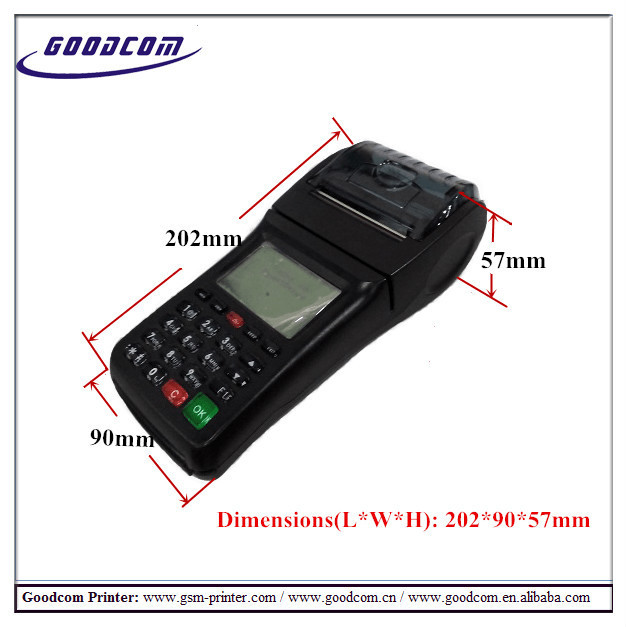 Goodcom All in One POS Terminal GT6000SW * Restaurant Ordering/ Bill Payment/mobile top up supported