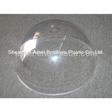 vacuum forming plastic tray,thermoforming round tray,OEM design