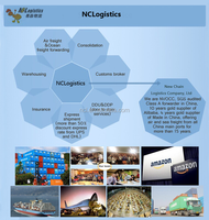 Nvocc Freight Forwarder China To Buffalo