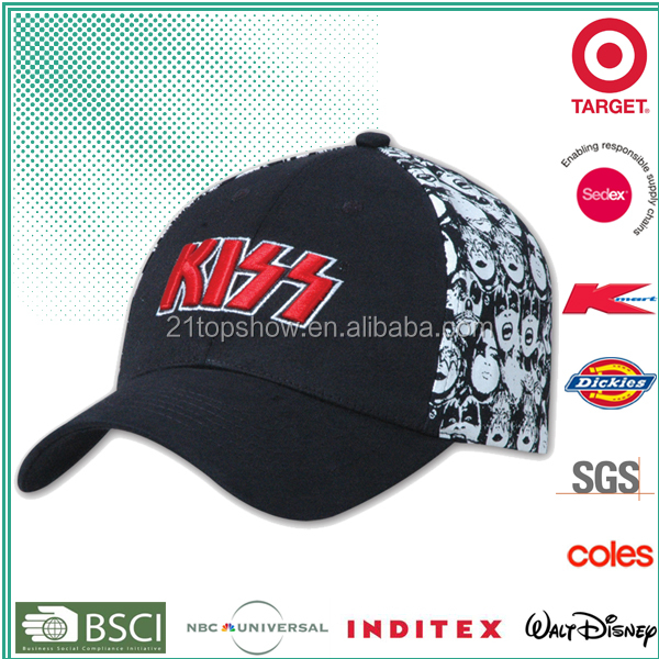 Cheap customized print or embroidered wholesale hat