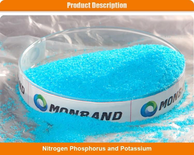 Liquid Powder Fertilizer Npk Fertilizer 20 20 20 Foliar Fertilizer ...