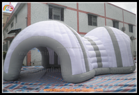 wedding or events inflatable marquee tent , used wedding marquee for sale