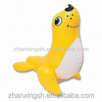 New Design Inflatable Cartoon Animal Toys For Kids