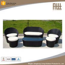 AWRF5503B High quality outdoor nativity sets white rattan outdoor furnitures,Outdoor Furnitures
