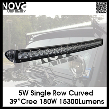 US Made Original Cree 10w single row led light bar CAR OFFROAD