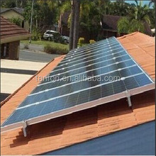 High efficiency 8000W solar panel/ best price per watt solar panel in solar power system/ home use solar panel system