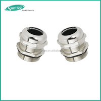 Explosion-proof Copper Cable Gland Reducer M2-M63