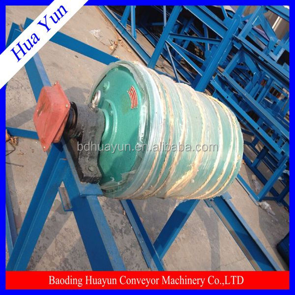 conveyor belt drive pulleys electric pulley system small motor pulleys