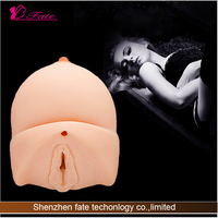 2014 New latest 3d love dolls mini brist add vagina sex girl adult product