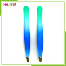 Hot Selling Manicure Tool personalized eyelash extension tweezer