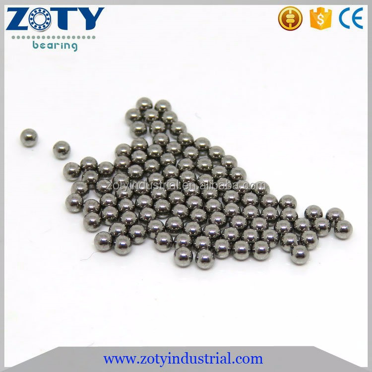Corrosion resistance 316 stainless steel hollow ball 1.588mm