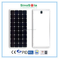 100 watt standard photovoltaic solar panel
