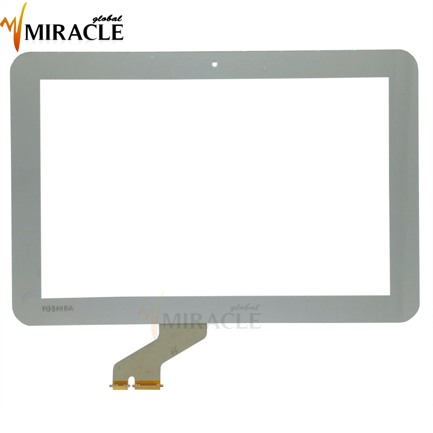 New Touch Screen MCF-101-1525-03-V2 Flexible Touch Glass Digitizer 10.1""