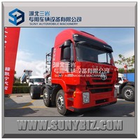 China manufacture IVECO 6*2 LNG Tractor Truck ,Tractor Head